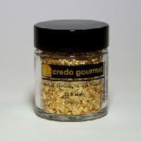 Blattgoldflocken – Schabin – 23 Karat – Größe 5 – 300 mg