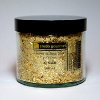 Blattgoldflocken – Grob- 23 Karat – Größe 4 – 5  g