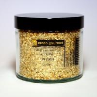 Blattgoldflocken – Paillet – 23 Karat – Größe 3 – 2,5  g