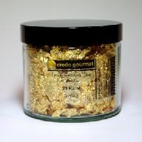Blattgoldflocken – Schabin – 23 Karat – Größe 5 – 2,5 g