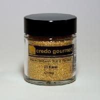 Blattgoldpulver – 23 Karat – Größe 1 – 1 g